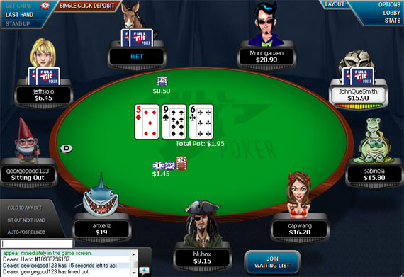 Full tilt poker reload bonus code casino buffalo niagara